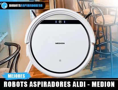 robot aspirador aldi