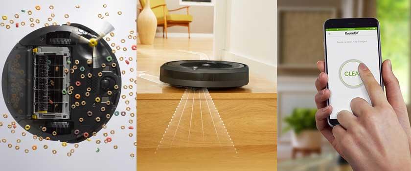 robot aspirador roomba 671