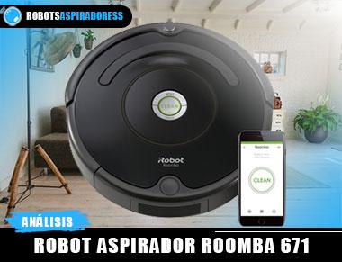 roomba 671 opiniones