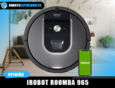 roomba 965 opiniones
