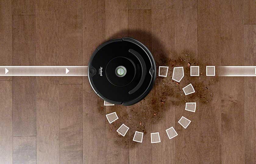 irobot roomba 606 opiniones sensor dirt detect