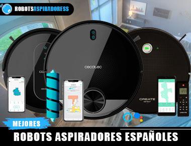 Robot aspirador espanol