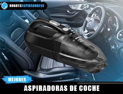 mejores aspiradoras de coche