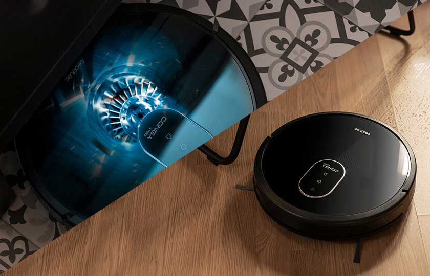 robot aspirador conga 1790 titanium reseña